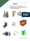 Recycle Worksheet 2