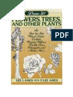 Lee J. Ames - Draw 50 flowers, trees, plants.pdf