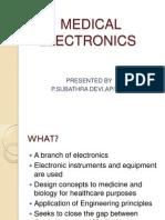 bioMedical Electronics