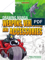 Drawing Manga Weapons Vehicles and Accessories