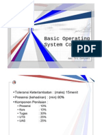 1. Basic Operating System Concepts