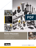 Parker Pneumatic Catalogue PDE2600PNUK