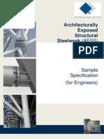 Sample Spec for Engrs FINAL