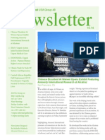 Group 48 Newsletter - October 2014