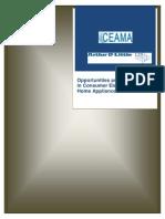 Consumer Appliances Report