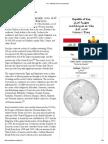 Iraq - Wikipedia, The Free Encyclopedia