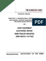 TM 9-4940-547-14P SELR   NSN 4940-01-110-7422