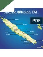 Sites et fréquences de diffusion de NC 1ère