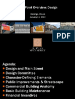 Illinois Main Street Four-Point Overview Design