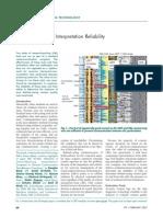Cement-Bond-Log Interpretation Reliability_JPT 2007