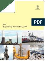 Regulatory Bill 20