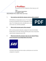 hlindahl company profiles 2014