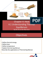 4.1 - Understanding Thermal Equilibrium