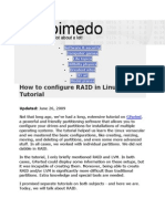 How to configure RAID in Linux-Tutorial.docx