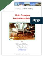 m360content Chain Conveyor