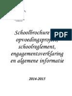 Schoolbrochure KS Wiekevorst