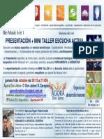 9OCT2014 - Presentación + MINI TALLER EA Bio Musica 6 en 1 en Agora Don Jaime.pdf