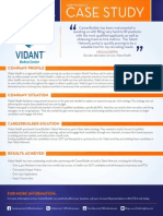 Talent Network Case Study Vidant Cognizant 2013