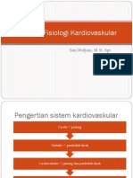 Anatomi Fisiologi Kardiovaskular 2013