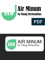 Air Isi Ulang Eco