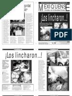 Diario El mexiquense 6 Octubre 2014