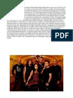 Within Temptation Poster Deconstruction Media