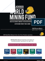 DSP BlackRock World Mining Fund-NFO Presentation