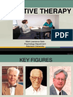 10 - Cognitive Therapy.ppt