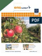 wissenswert Oktober 2014 - Magazin der Leopold-Franzens-Universität Innsbruck