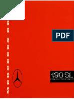 Mercedes-Benz 190 SL - 1956