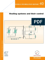 Heating Systems and Their Controls