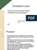 data presentation julie walker