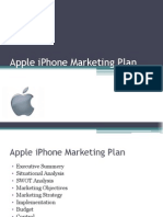 janecek - apple-iphone-marketing-plan