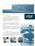 Ultrasonic Water Level Sensor - SolidAT