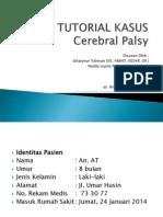 LAPORAN KASUS Cerebral Palsy dr. william.pptx