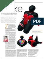 Noordhollands Dagblad Artikel Big Ladies