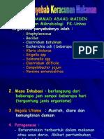 BAKTERI PENYEBAB KERACUNAN MAKANAN-A.ppt