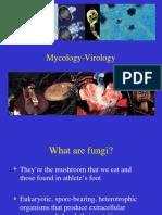 Mycology Virology