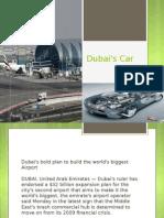 Dubai's Car