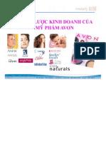 Đề tài Chiến lược kinh doanh của mỹ phẩm avon - Tài liệu, ebook, giáo trình.pdf