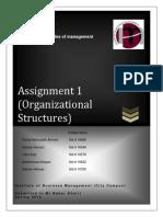 Organizational Chart of Mobilink(Final) (1)