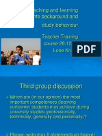 Teacher Training 2010 Concepts (1)