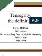 Tensegrity Definition