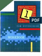 English Workbook (English Project 1)