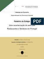 Uma caracterização do setor dos Restaurantes e Similares em .pdf