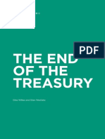 The End of the Treasury