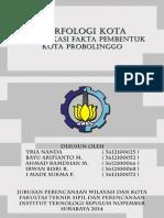 Makalah Morfologi Kota Probolinggo.docx