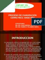 t178_compumet_Cianuración-de-Oro.ppt