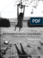 Christensen and James - Research with children - Introduction.pdf