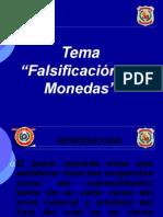 FALSIFICACIO DEL PAPEL MONEDA PARA criminalistica.ppt